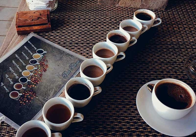 Balinese Kopi (Cafe kiểu Bali)